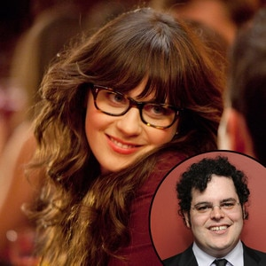 New Girl, Zooey Deschanel, Josh Gad
