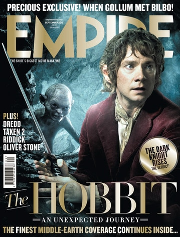 Empire Magazine, Hobbit Exclusive