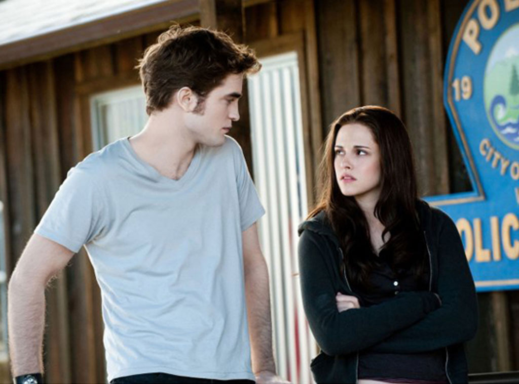 Kristen Stewart, Robert Pattinson, Eclipse