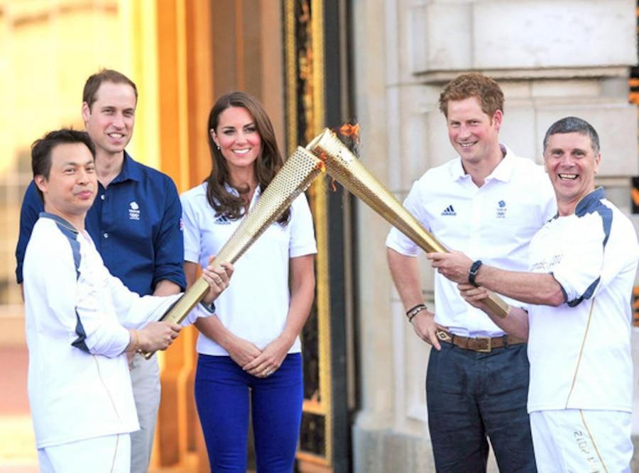 Prince William, Catherine, Kate Middleton, Prince Harry