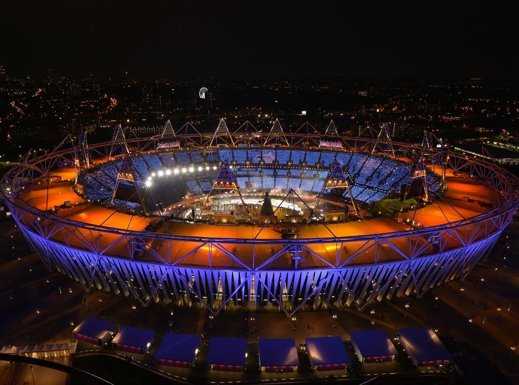 Opening Ceremony, London Olympics