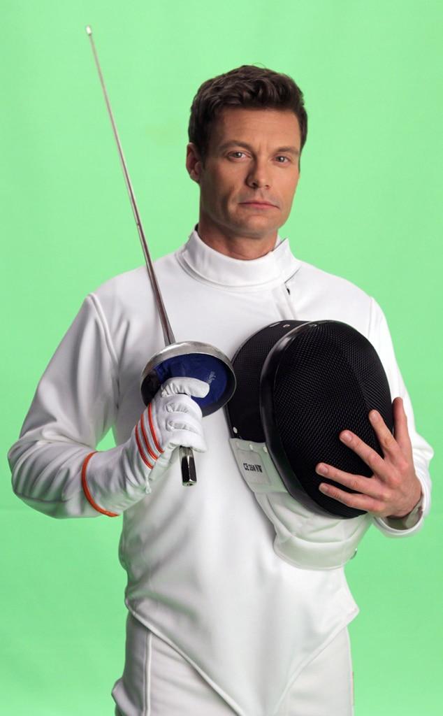Ryan Seacrest, Olympics