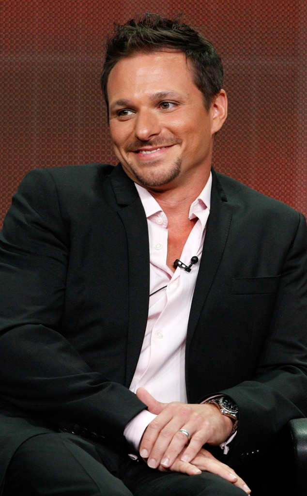 TCA Press Tour, Drew Lachey