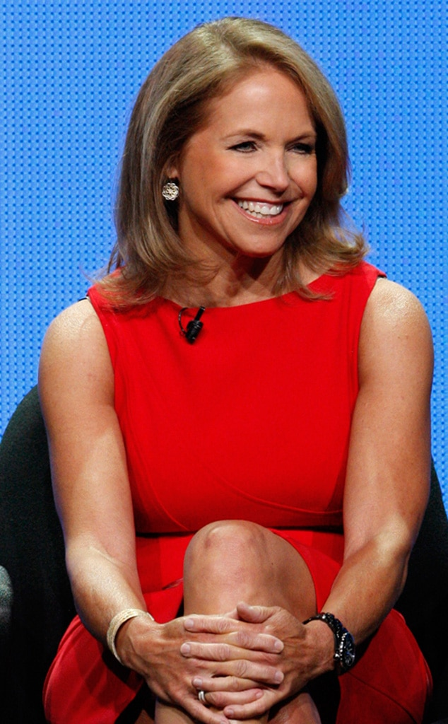 TCA Press Tour, Katie Couric