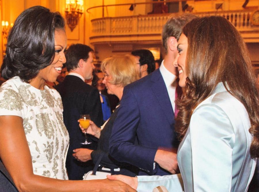 Michelle Obama, Kate Middleton, Duchess Catherine