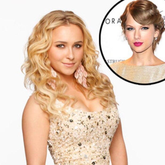 Hayden Panettiere, Nashville, Taylor Swift