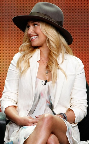 TCA Press Tour, Hayden Panettiere
