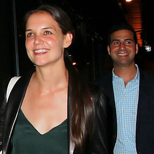 Katie Holmes, Mystery Man