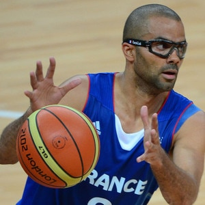 London 2012 Olympic Games, Tony Parker