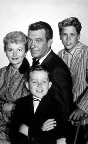 Hugh Beaumont, Leave It to Beaver