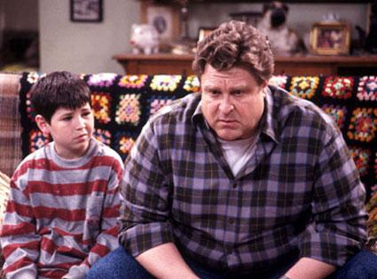 John Goodman, Roseanne