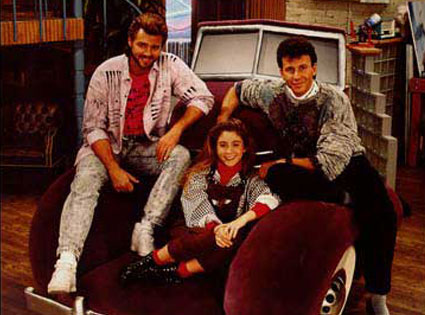 Paul Reiser, Greg Evigan, My Two Dads