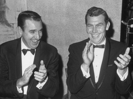 Jim Nabors, Andy Griffith