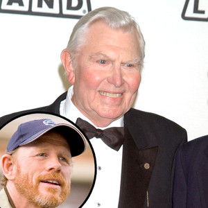 Andy Griffith, Ron Howard