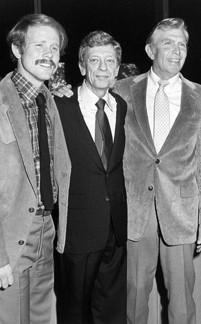 Don Knotts, Ron Howard, Andy Griffith