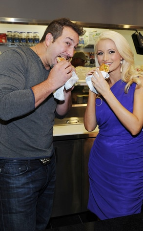 Joey Fatone, Holly Madison