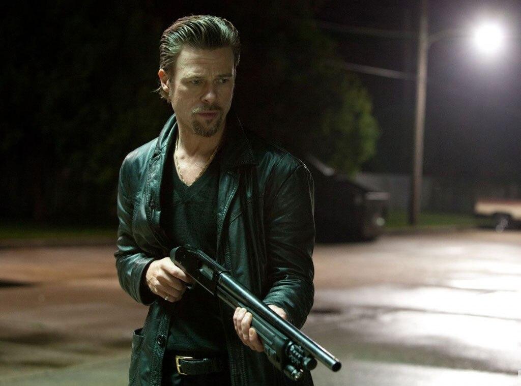 Brad Pitt, Killing Them Softly