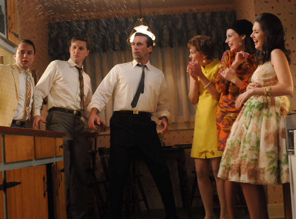 Mad Men, AMC