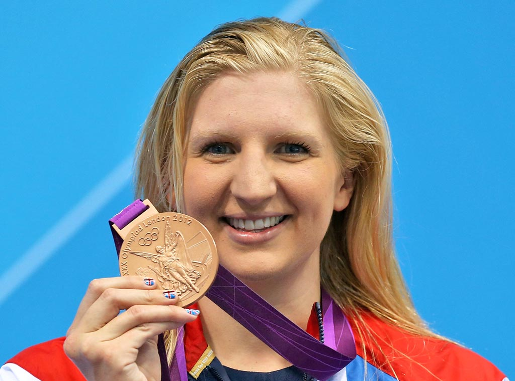 Great Britain, Rebecca Adlington, Swimming