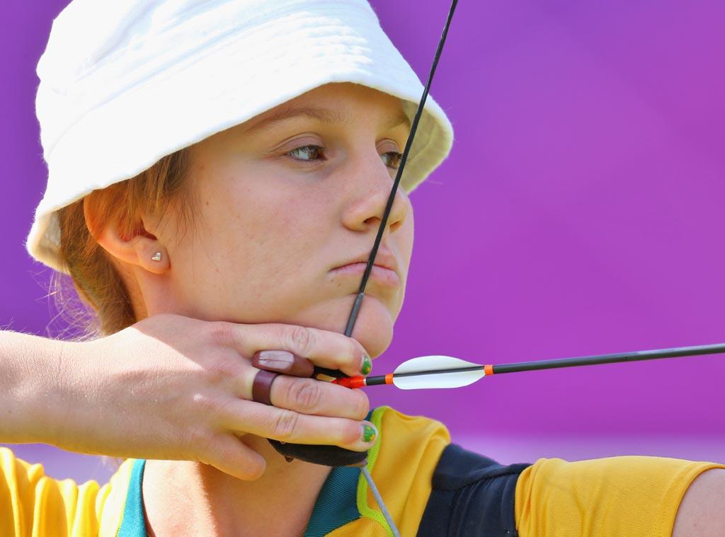Australia, Elisa Barnard, Archery