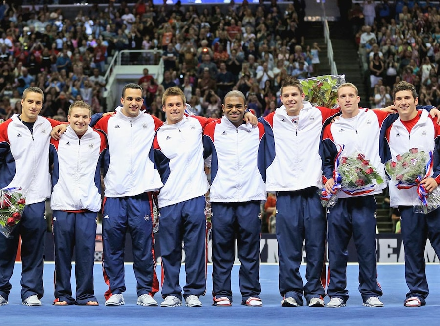 US Gymnastics Men's team