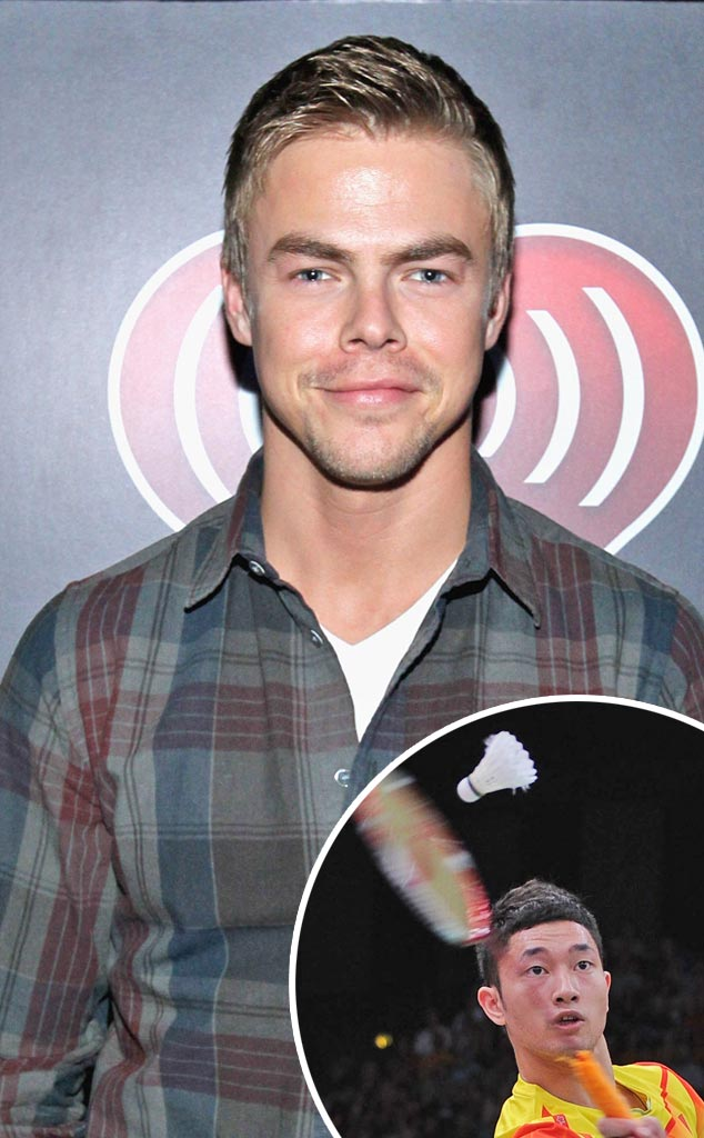Derek Hough, Badminton