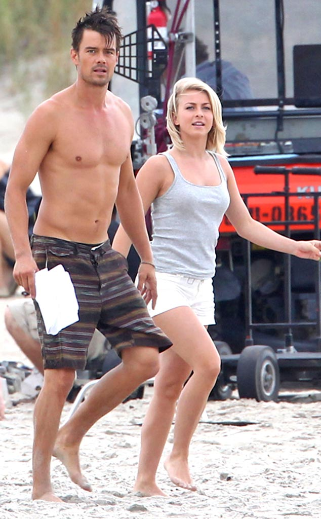 Josh Duhamel, Julianne Hough