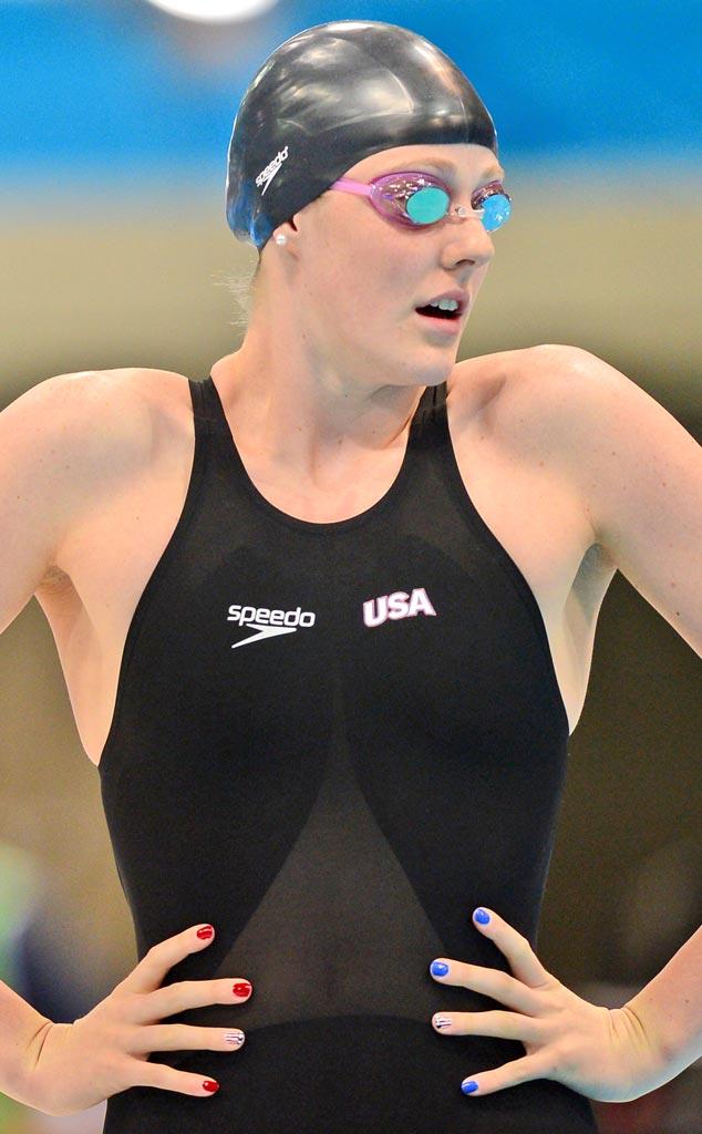 USA, Missy Franklin, Swimming
