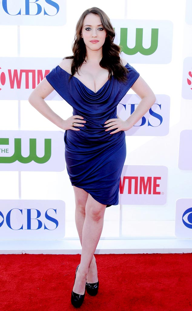 TCA Press Tour, Kat Dennings