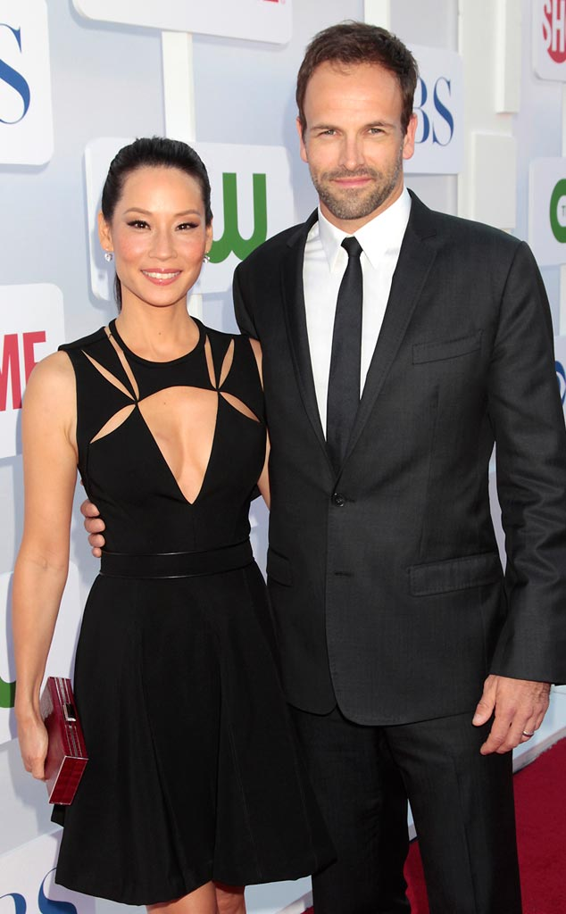 TCA Press Tour, Lucy Liu, Jonny Lee Miller