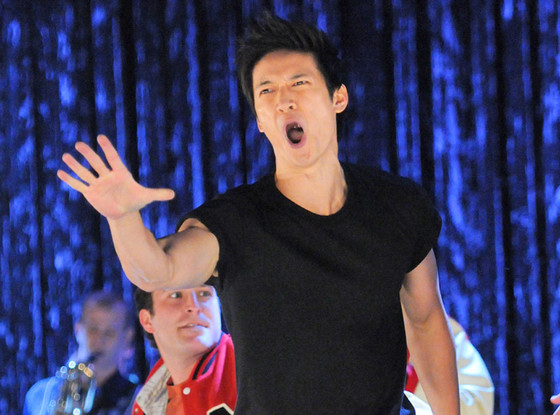 Harry Shum Jr., Glee
