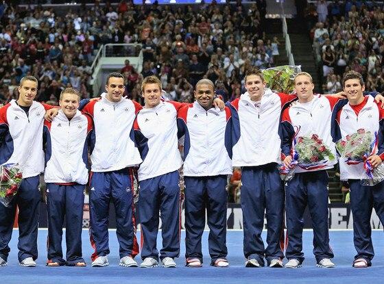 US Gymnastics Men's team