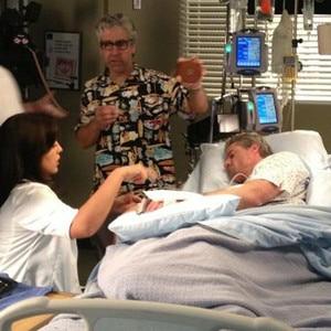 Eric Dane, Grey's Anatomy, Twit Pic