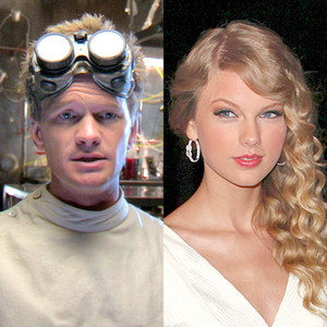 Neil Patrick Harris, Dr. Horrible, Taylor Swift