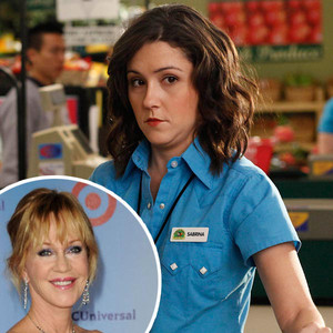 Shannon Woodward, Raising Hope, Melanie Griffith