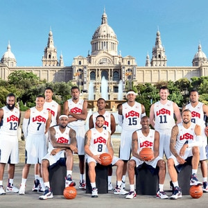 Team USA Basketball, 2012 Summer Olympics
