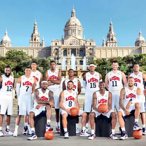 Team USA Basketball, 2012 Summer Olympics