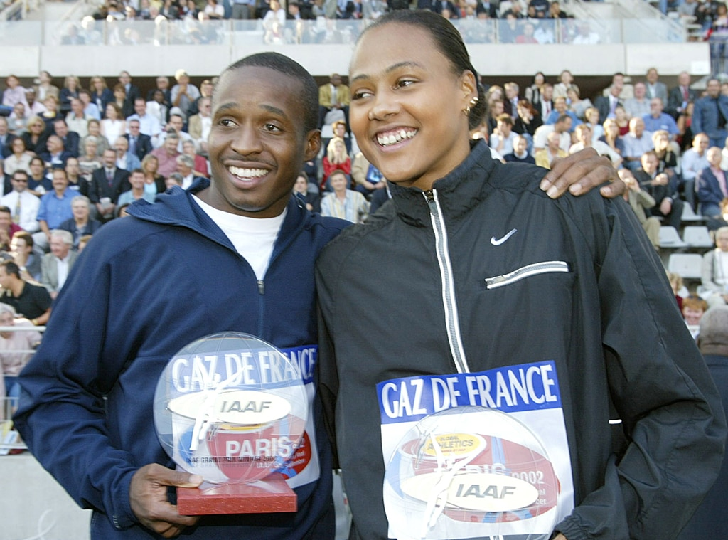 Tim Montgomery, Marion Jones