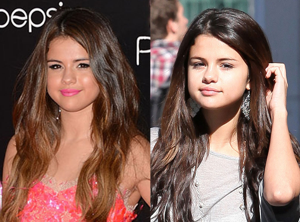 Selena Gomez from Stars Without Makeup