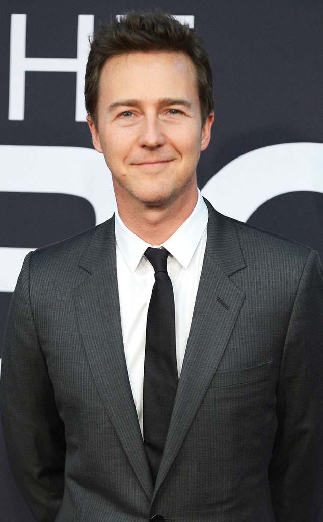 Edward Norton from Ric...
