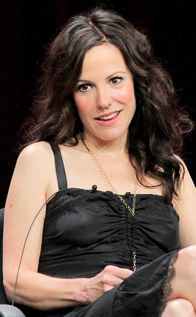 TCA Press Tour, Mary-Louise Parker