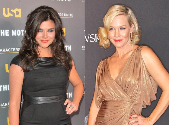 Tiffani Thiessen, Jennie Garth