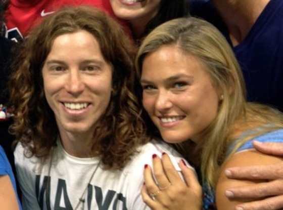 Shaun White, Bar Refaeli