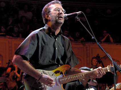 Concert for George, The Beatles, Eric Clapton