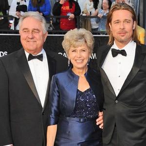 Bill Pitt, Brad Pitt, Jane Pitt
