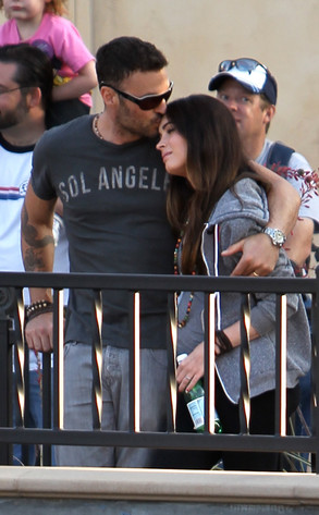 Brian Austin Greene, Megan Fox