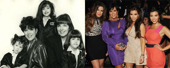 Kardashians Vintage Hair