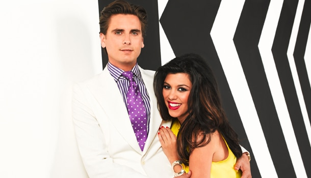 Kourtney Kardashian, Scott Disick, Rebrand