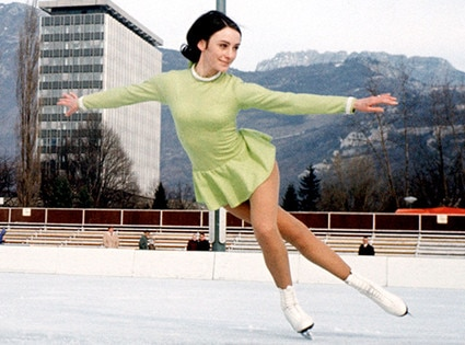 Olympics in Pop Culture, Peggy Fleming