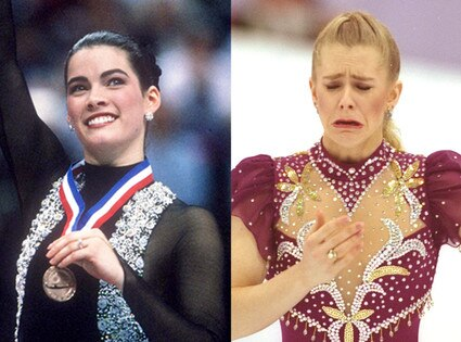 Olympics in Pop Culture, Nancy Kerrigan, Tonya Harding